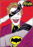 Batman and Joker Combined Photo Magnet
