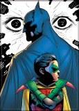 Batman Man Boy Robin Magnet