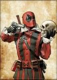 Deadpool as MacBeth Magnet