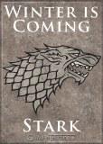 Game of Thrones Stark Emblem Magnet
