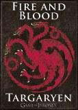 Game of Thrones Targaryen Emblem Magnet
