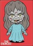 Chibi Exorcism Magnet
