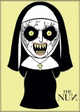 Chibi The Nun Magnet