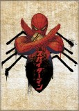 Japanese Spider Man Spider Body Magnet