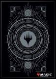 MTG Planeswalker Symbol Black Magnet