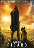 Picard Poster w Dog