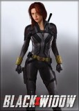 Black Widow Movie Full Body Magnet