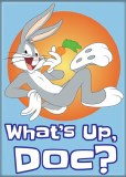 Looney Tunes Whats Up Doc Magnet