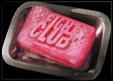 Fight Club Soap Magnet