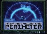 Alien Inside Perimeter Magnet