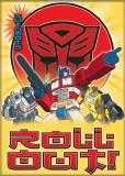 Transformers Autobots Grp Magnet