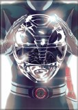 Power Rangers Black Ranger Magnet