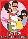 Bob's Burgers I Love You Magnet