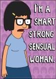 Bob's Burgers Tina Sensual Woman Magnet