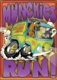 Scooby-Doo Munchies Run Magnet