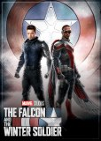 Falcol and the Winter Soldier Poster Standing Magnet