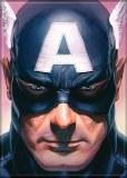 "Captain America 8 Alex Ross 2.5"" x 3.5"" Magnet"