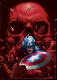 """Captain America the End 1 2.5"""" x 3.5"""" Magnet"""