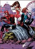 """Amazing Spiderman Renew Vows 14 2.5"""" x 3.5"""" Magnet"""