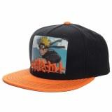 Naruto Screenshot Snapback Hat