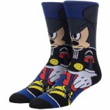 Kingdom Hearts Mickey 360 Crew Socks