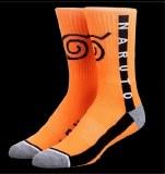Naruto Mens Socks
