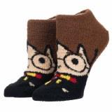 Harry Potter Fuzzy Ankle Socks