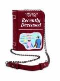 Beetlejuice Handbook For The Recently Deceased Crossbody Bag