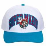 Super Mario Pre-curved Snapback
