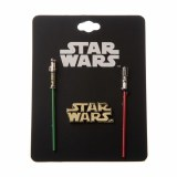 Star Wars Lightsaber Lapel Pin 3-Piece Set