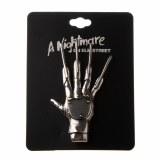A Nightmare on Elm Street Freddy Claw Lapel Pin
