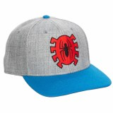 Spiderman Pre-Curved Snapback