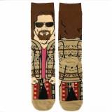 Big Lebowski Dude 360 Character Socks