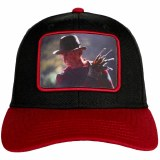 Nightmare On Elm Street Sublimated Patch Pre-Curved Snapback