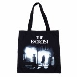 The Exorcist Poster Canvas Tote Bag