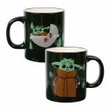 Star Wars Mandalorian The Child 16 oz. Ceramic Mug