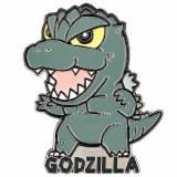 Godzilla Chibi Lapel Pin