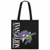 Neon Genesis Evangelion Canvas Tote Bag