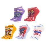 Neon Genesis Evangelion Ankle Socks 5 Pack