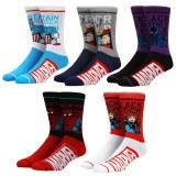Marvel 5 Pack Crew Socks