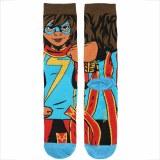 Ms Marvel Kamala Khan 360 Character Socks