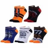 Naruto 5 pack Ankle set socks