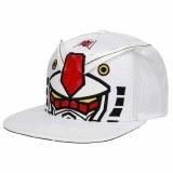 Mobile Suit Gundam Bigface Nylon Snapback Hat
