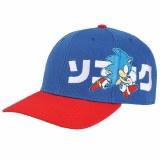 Sonic Kanji Pre-Curved Bill Snapback