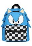 Sonic the Hedgehog Decorative 3D Mini Backpack