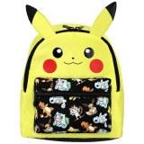 Pokemon Pikachu 3D Backpack