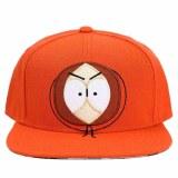 South Park Kenny Flat Bill Snapback Hat