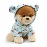 Boo Rainbow 9 In Plush Doll