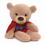 DC Comics Fuzzy Supergirl 12 In Bear