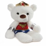 DC Comics Fuzzy Wonder Woman 12 In Bear
